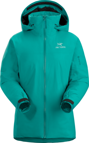 Arcteryx Women's Fission SV Jacket 2019-20 at Northern Ski Works