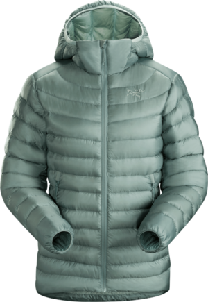 Arcteryx Women's Cerium LT Hoody 2019-20 at Northern Ski Works