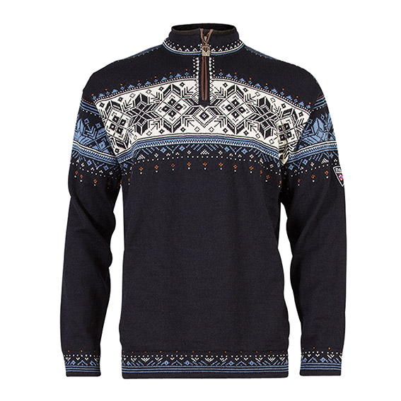 Dale of Norway Unisex Blyfjell Sweater 2019-20 at Northern Ski Works 1