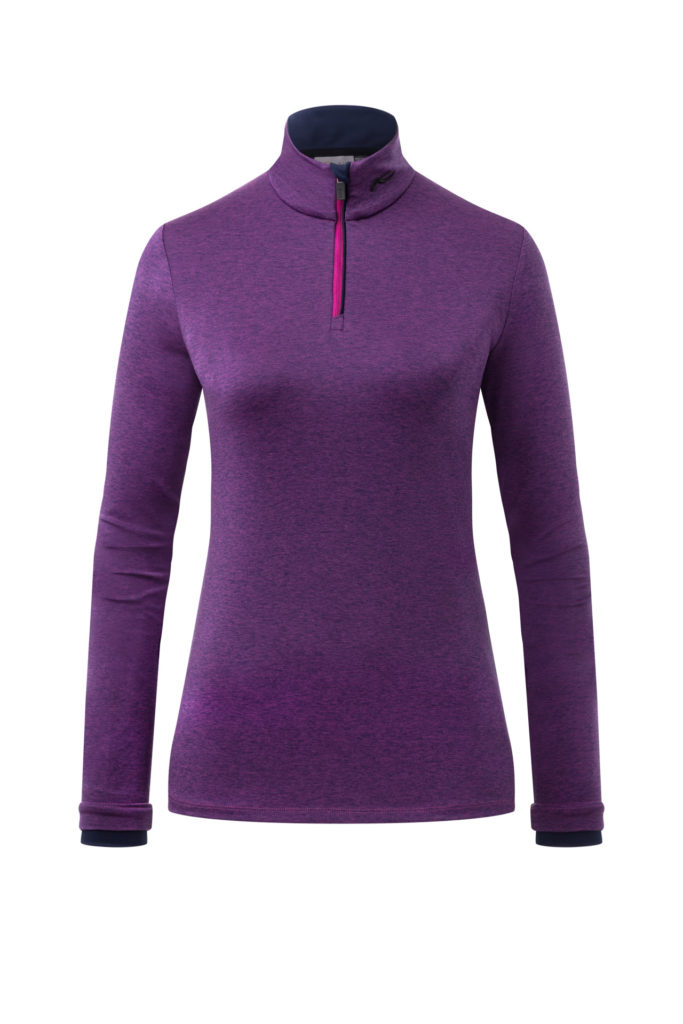 Kjus Women's Feel Half-Zip Top 2019-20 at Northern Ski Works 1