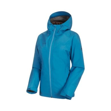 Mammut Women's Convey 3-in-1 Hard Shell Hooded Jacket 2020-21 at Northern Ski Works 1