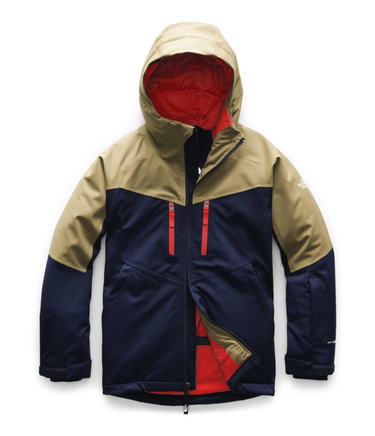 The North Face Boys Chakal Insulated Jacket 2019-20 at Northern Ski Works