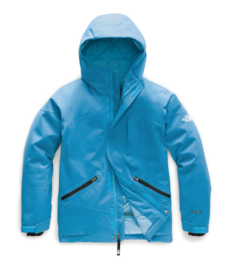 The North Face Girls Lenado Insulated Jacket 2019-20 at Northern Ski Works
