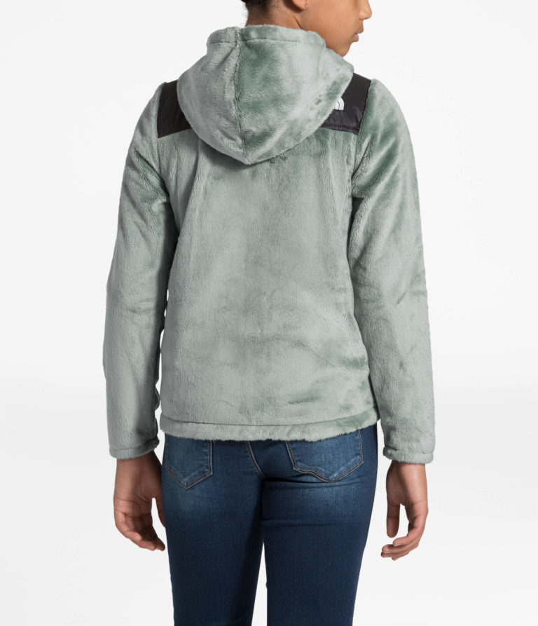 The North Face Girls Oso Hoodie 2019-20 at Northern Ski Works 2