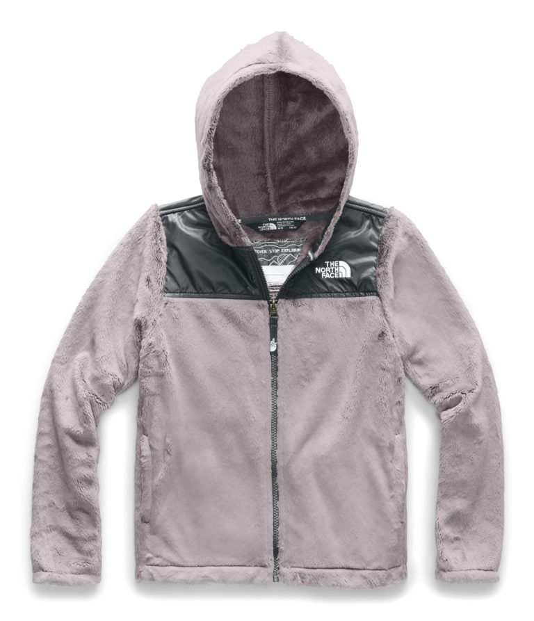 The North Face Girls Oso Hoodie 2019-20 at Northern Ski Works