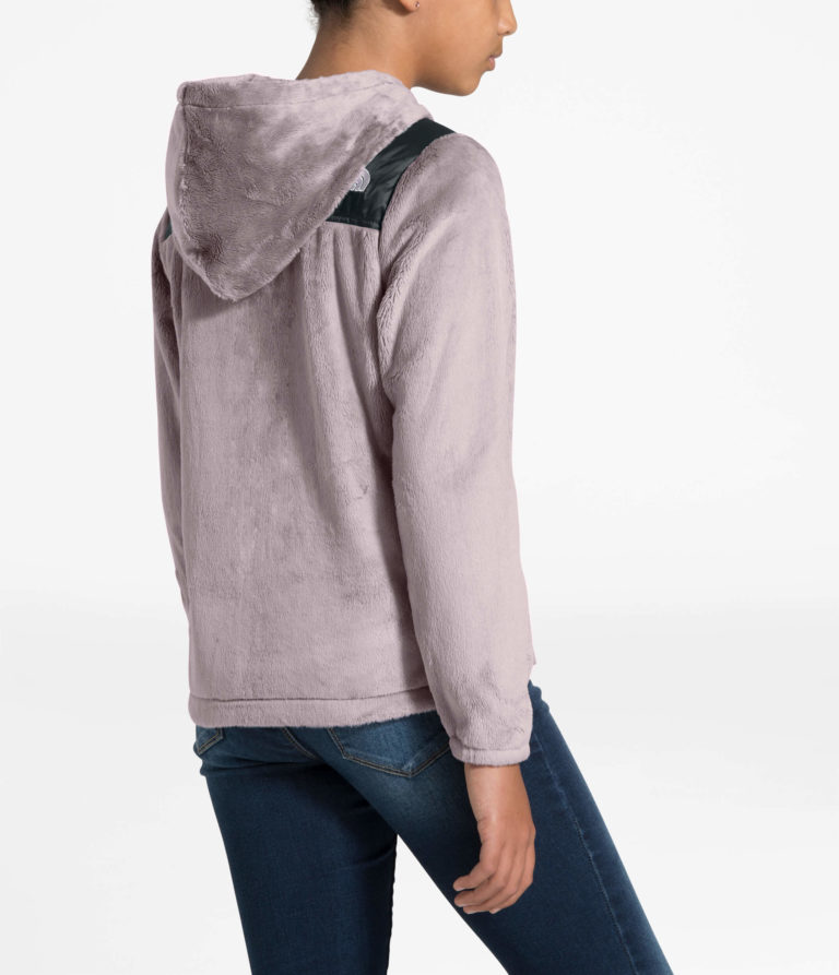 The North Face Girls Oso Hoodie 2019-20 at Northern Ski Works 3