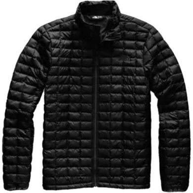 The North Face Men's ThermoBall Eco Jacket - TNF Black, Medium at Northern Ski Works