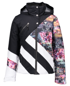 Obermeyer Teens Girls Tabor Jacket 2019-20 at Northern Ski Works