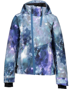Obermeyer Teens Girls Taja Print Jacket 2019-20 at Northern Ski Works 1
