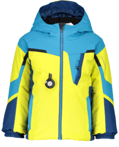 Obermeyer Kids Boys Orb Jacket 2019-20 at Northern Ski Works 1