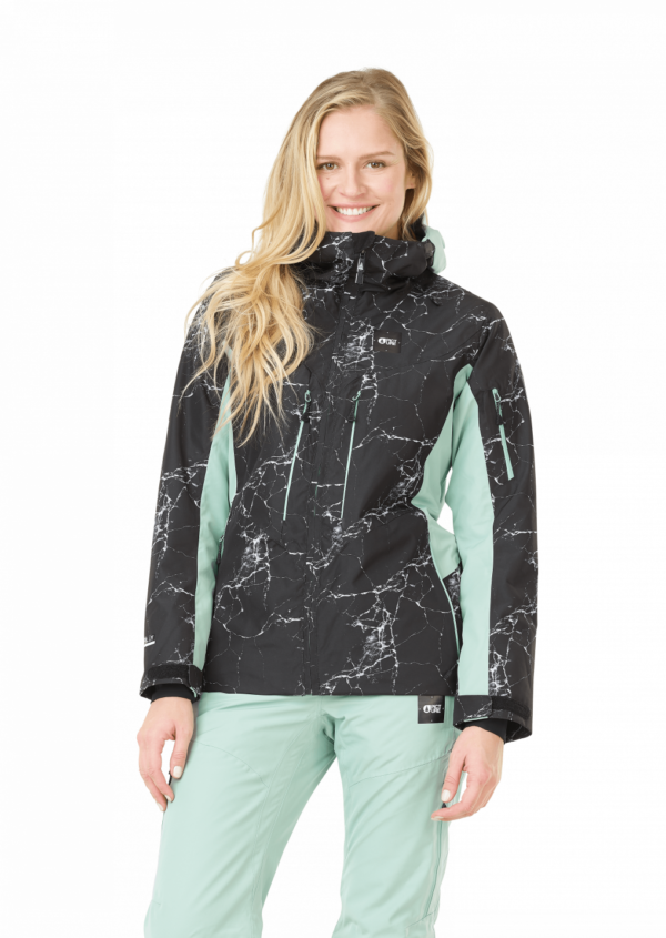 Picture Organic Clothing Women's Exa Jacket 2019-20 at Northern Ski Works 1