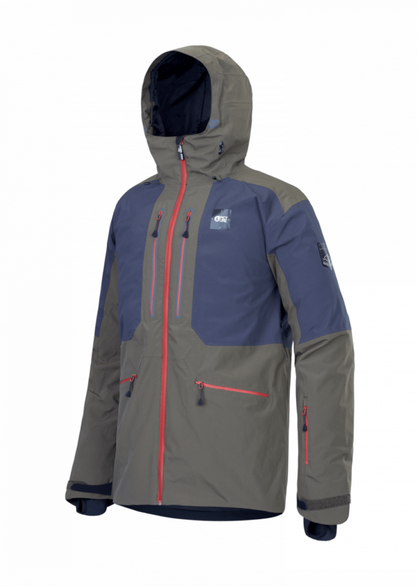 Picture Organic Clothing Men's Naikoon Jacket 2019-20 at Northern Ski Works
