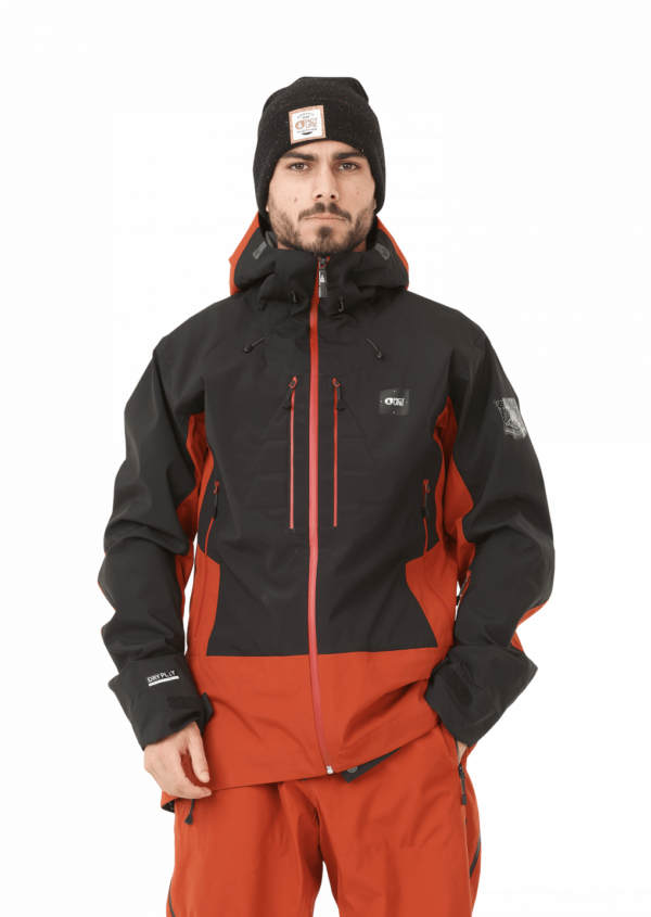 Picture Organic Clothing Men's Welcome Jacket 2019-20 at Northern Ski Works 1