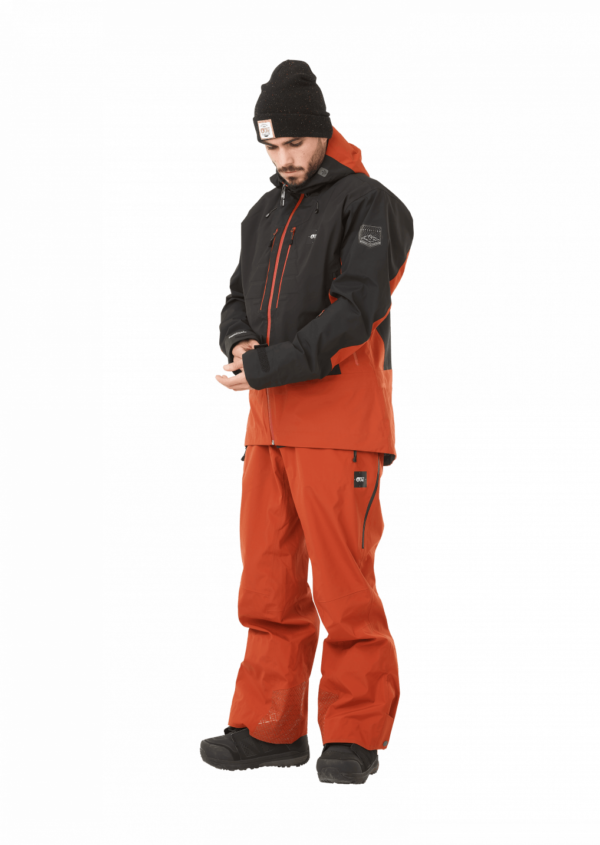 Picture Organic Clothing Men's Welcome Jacket 2019-20 at Northern Ski Works 3