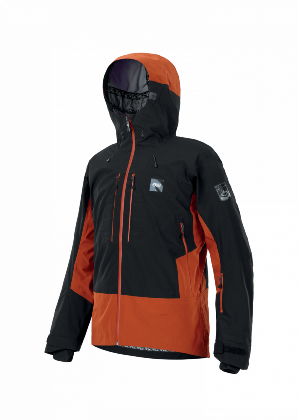 Picture Organic Clothing Men's Welcome Jacket 2019-20 at Northern Ski Works