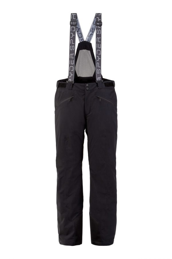 Spyder Men's Sentinal GTX Pants (Black) 2019-20 at Northern Ski Works