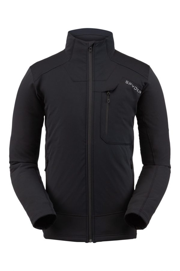 Spyder Men's Ascender GTX Infinium Full Zip jacket 2019-20 at Northern Ski Works