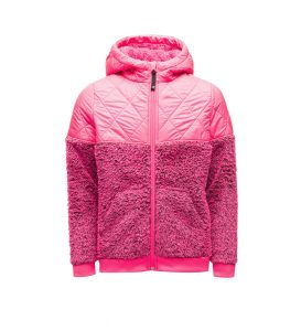 Spyder Girls Park Hoodie 2019-20 at Northern Ski Works