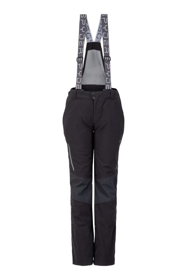 Spyder Women's Tarantula GTX Side Zip Pants (Black) 2019-20 at Northern Ski Works
