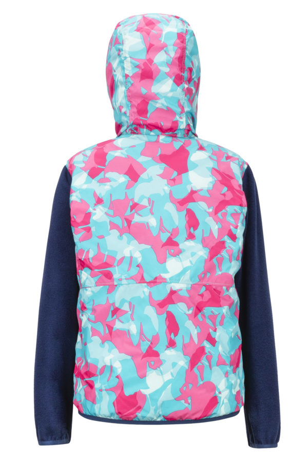 Marmot Girl's Featherless Rev Hoody 2019-20 at Northern Ski Works 2