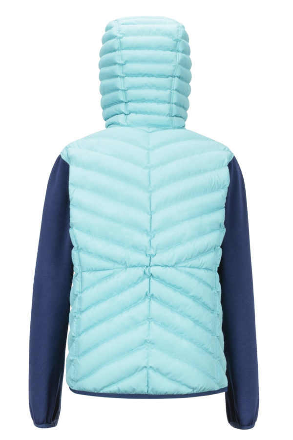 Marmot Girl's Featherless Rev Hoody 2019-20 at Northern Ski Works 3