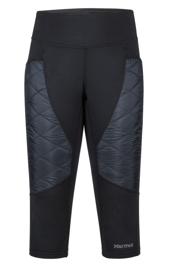 Marmot Women's Variant Hybrid Capri 2019-20 at Northern Ski Works