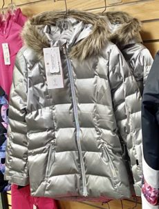 Spyder Girls Atlas Synthetic Jacket 2020-21 at Northern Ski Works