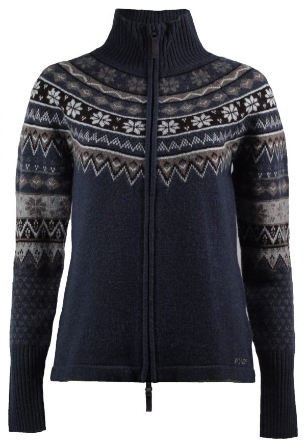 Skhoop Scandanavian Zip Sweater 2019-20 at Northern Ski Works