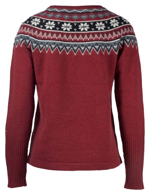 Skhoop Scandanavian Sweater 2019-20 at Northern Ski Works 1