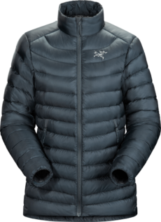 Arcteryx Women's Cerium LT Jacket - Paradox, Small 2020-21 at Northern Ski Works