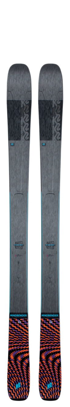 K2 Mindbender 88 TI Alliance Skis 2021 2020-21 at Northern Ski Works