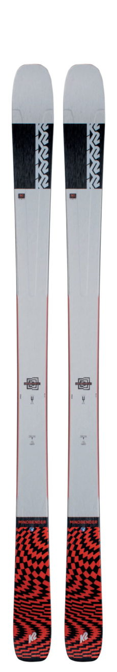K2 Mindbender 90 TI Skis 2021 2020-21 at Northern Ski Works