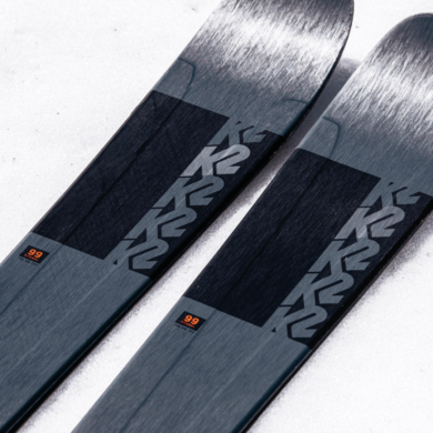 K2 Mindbender 99 TI Skis 2021 2020-21 at Northern Ski Works 2
