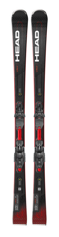 Head Supershape e-Rally SW SF-PR Plate + PRD12 GW Bindings 2021 2020-21 at Northern Ski Works