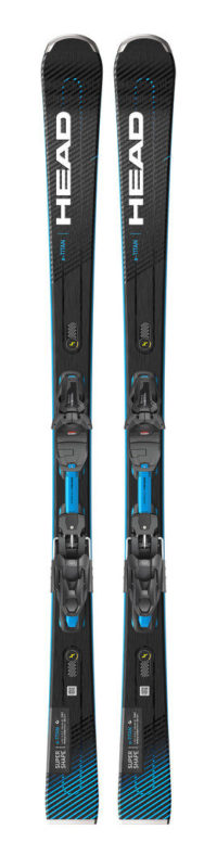 Head Supershape e-Titan SW SF-PR Plate + PRD12 GW Bindings 2021 2020-21 at Northern Ski Works