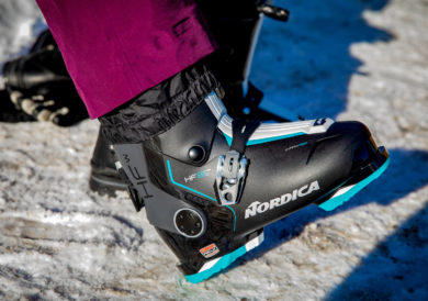 Nordica HFW 85 Women's Ski Boots 2021 2020-21 at Northern Ski Works 5