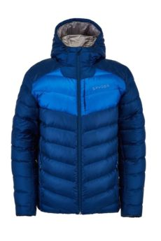 Spyder Men's Timeless Hoodie - Abyss, Medium 2020-21 at Northern Ski Works