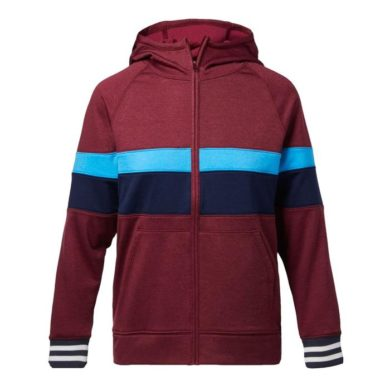 Cotopaxi Women's Bandera Hooded Full-Zip - Port Stripes, Small at Northern Ski Works
