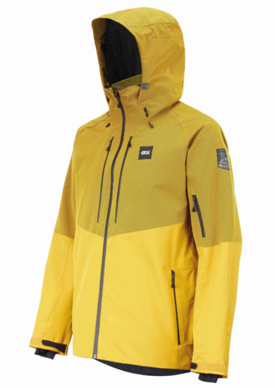 Picture Organic Clothing Men's Goods Jacket - Safran, Medium 2020-21 at Northern Ski Works