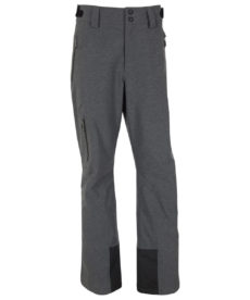 Sunice Men's Radius Insulated Pants - Dark Grey Melange, Small 2020-21 at Northern Ski Works
