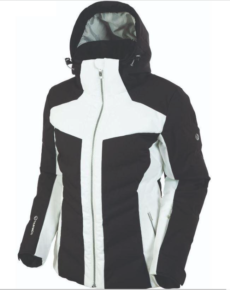 Sunice Women's Lydia Jacket - Black, 8 2020-21 at Northern Ski Works