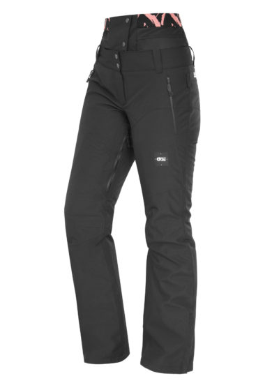 Picture Organic Clothing Women's Exa Pants - Black, Small 2020-21 at Northern Ski Works