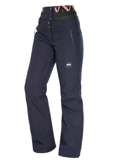 Picture Organic Clothing Women's Exa Pants - Dark Blue, Small 2020-21 at Northern Ski Works