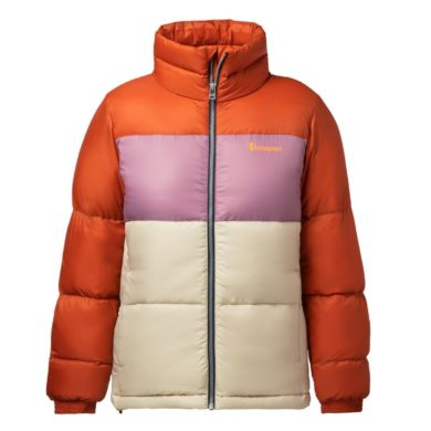 Cotopaxi Women's Solazo Down Jacket - Cayenne & Plum, Small 2020-21 at Northern Ski Works