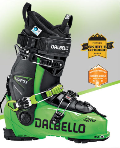 Dalbello Lupo Pro HD Ski Boots 2021 2020-21 at Northern Ski Works 1