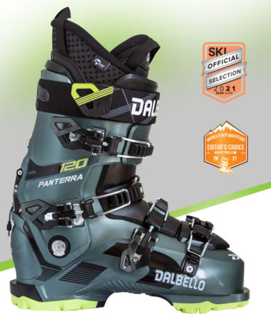Dalbello Panterra 120 I.D. GW Ski Boots 2021 2020-21 at Northern Ski Works 1
