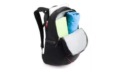 The North Face Borealis Backpack 2020-21 at Northern Ski Works 1