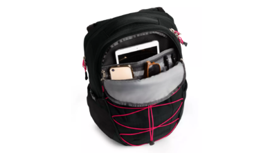 The North Face Borealis Backpack 2020-21 at Northern Ski Works 2