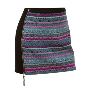 Krimson Klover Mikaela Skirt - Adriatic, XSmall 2020-21 at Northern Ski Works
