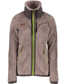 Obermeyer Women's Britt Fleece Jacket 2020-21 at Northern Ski Works